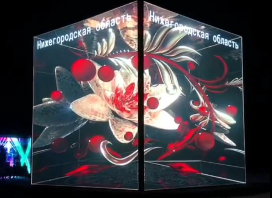 Стенд Нижегородской области представили на фестивале «Таврида-АРТ»