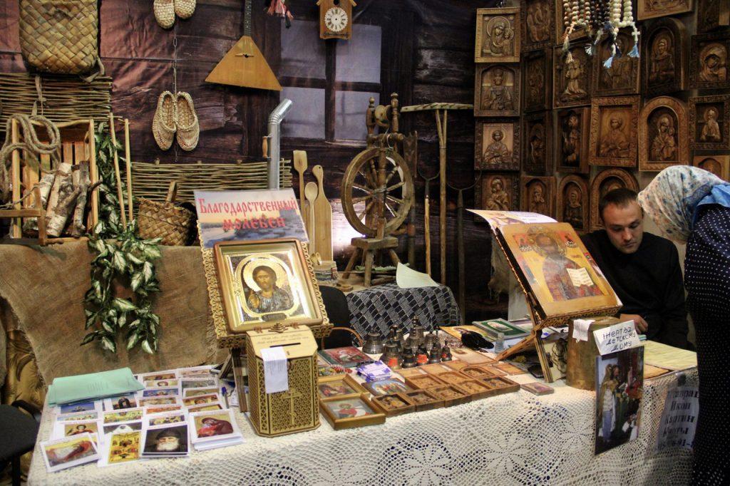 Православная выставка-ярмарка «Нижегородский край – земля Серафима Саровского» пройдет в Нижнем Новгороде
