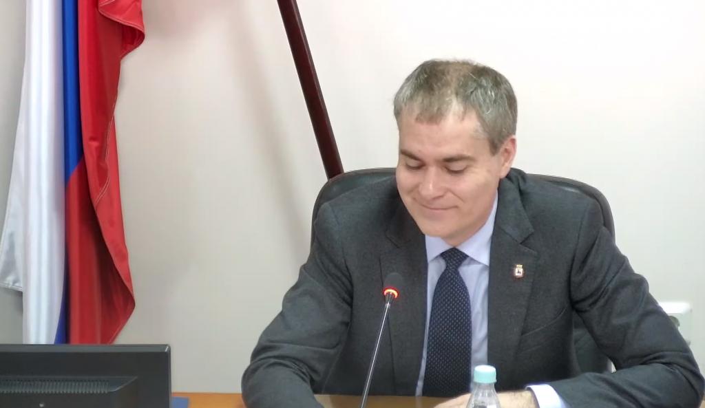 Владимир Панов мэр