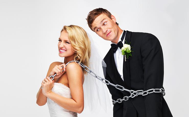 Любовь в законе: как из гражданской жены стать официальной