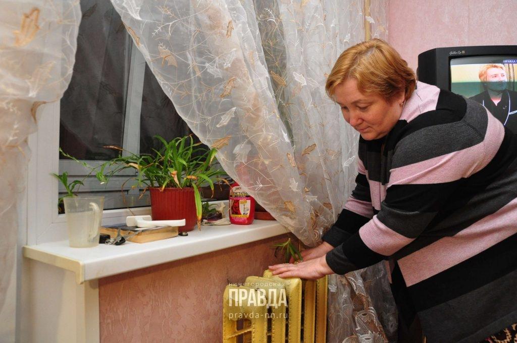 В домах Автозаводского района похолодало из-за аварии на трубопроводе