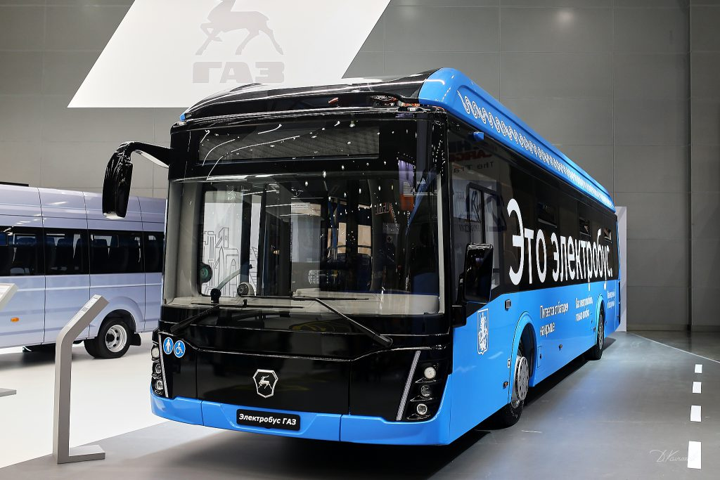 Электробусы могут появиться на улицах Нижнего Новгорода к 800-летию города