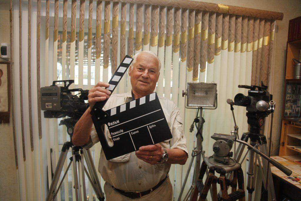 Кинозвёзды подарили нижегородцу экспонаты для будущего музея