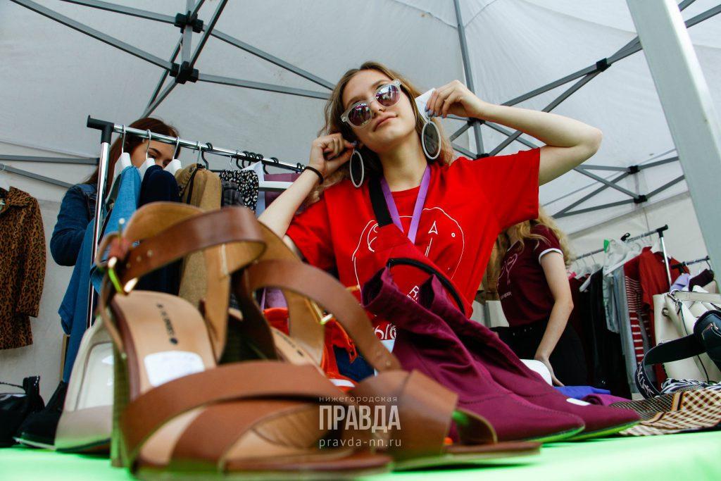 Свобода комода: рассказываем, куда в Нижнем Новгороде можно сдать ненужную одежду