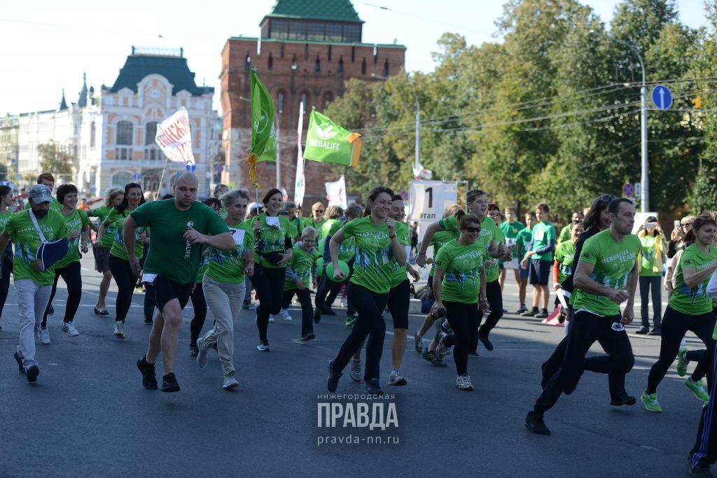 Опубликовано расписание соревнований на День бега в Нижнем Новгороде