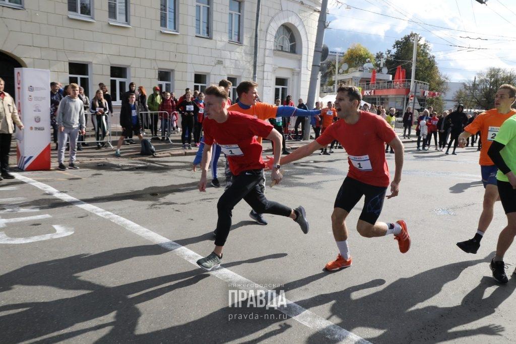 Опубликовано положение о проведении 94-го легкоатлетического эстафетного пробега на призы газеты «Нижегородская правда»