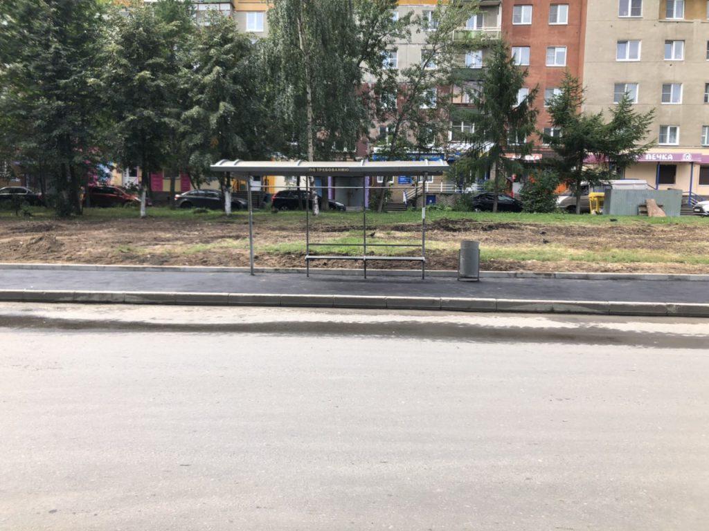 Остановку «Улица Янки Купалы» ввели на автобусных маршрутах в Автозаводском районе