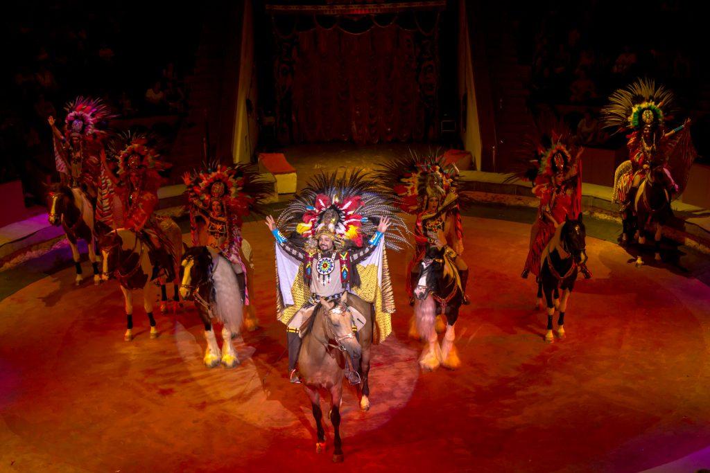 Гия Эрадзе вновь приезжает с гастролями в Нижегородский цирк