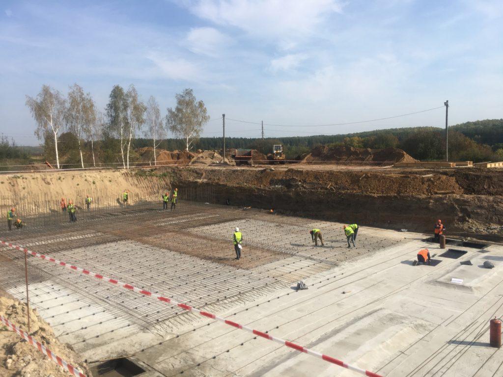 ВВорсме началось строительство очистных сооружений врамках федерального проекта «Оздоровление Волги»