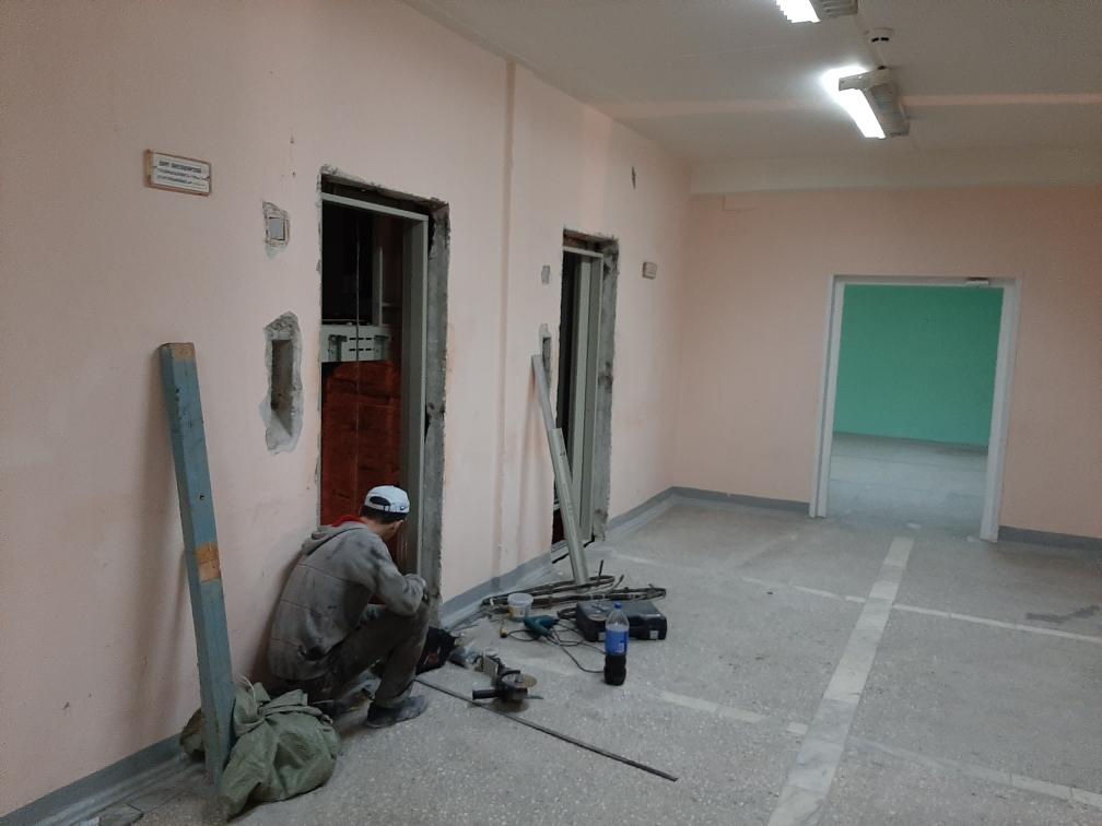 Капитальный ремонт вонкологическом отделении детской областной клинической больницы планируют завершить ксередине декабря