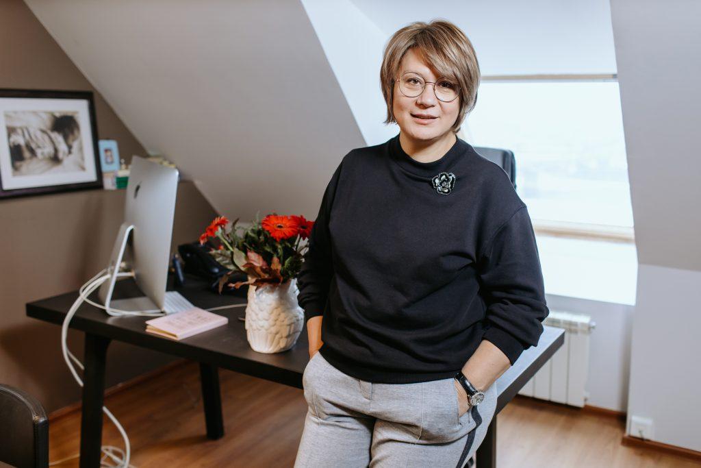 Галина Клочкова: «Участие в жизни страны – это показатель внутренней состоятельности»