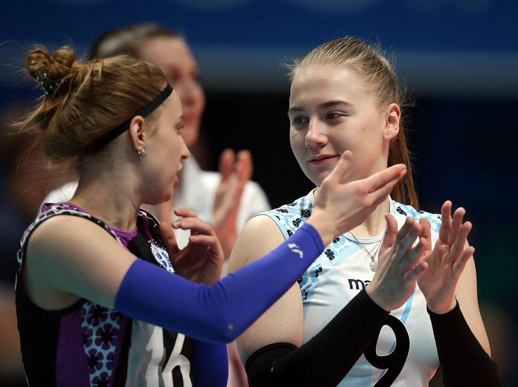 20-летняя волейболистка из казанского «Динамо» перешла в нижегородскую «Спарту»