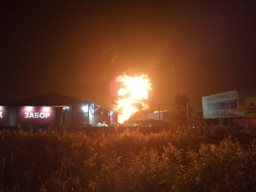 Роспотребнадзор: превышений предельного допустимого количества загрязняющих веществ в Богородском районе нет
