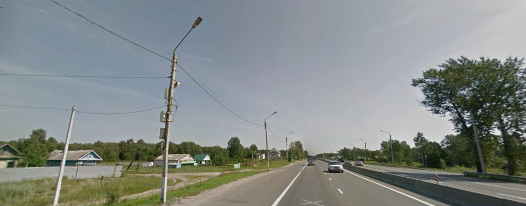 Штрафы за поворот через сплошную на трассе М-7 к посёлку Строителей отменят