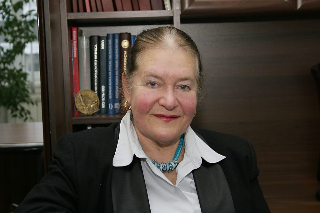 Профессор ННГАСУ Татьяна Виноградова: «Общались открыто и дружно»