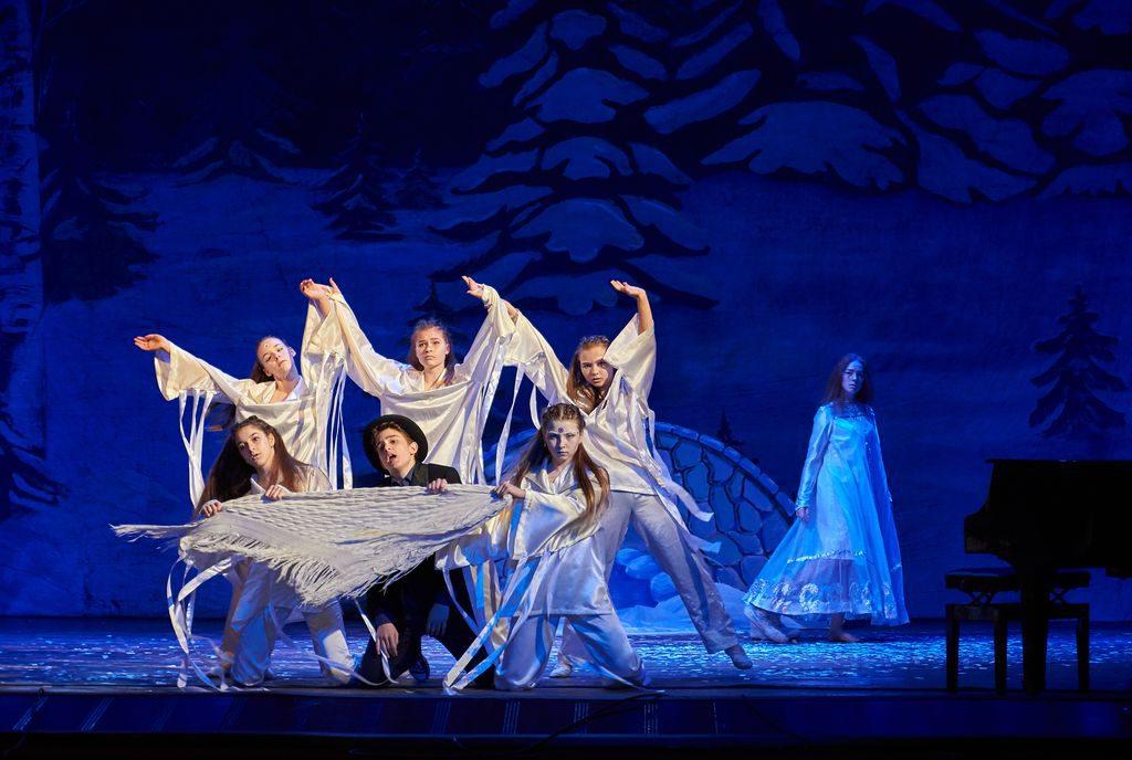 Молодежные театры Нижегородской области показали свои таланты на фестивале «Театральное Приволжье»