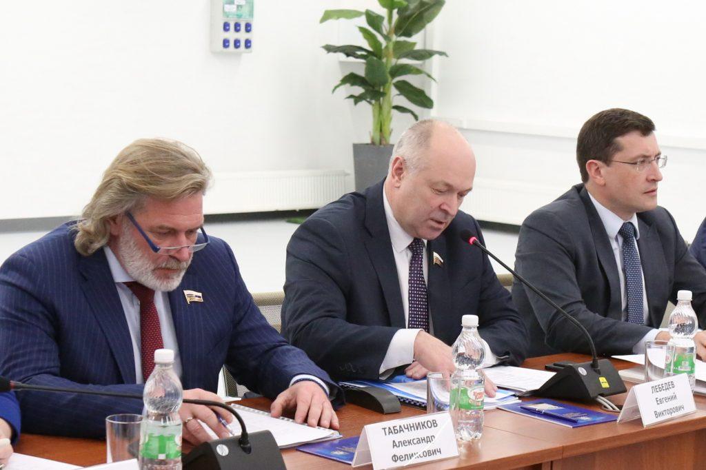 «Крайне важно, что бюджет в этом году впервые сформирован с учетом мнения жителей»: Глеб Никитин о проекте областного бюджета