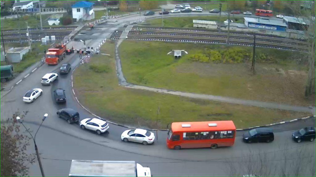 В Сормове образовалась большая пробка: маршрутки увеличивают интервал движения