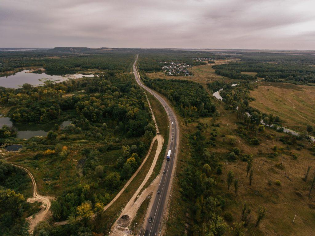 На участке трассы М-7 в Лысковском районе сохранят левый поворот по просьбам местных жителей
