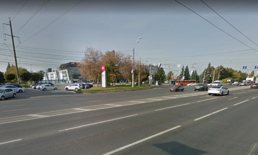Часть проспекта Гагарина перекроют для автомобилистов на два дня