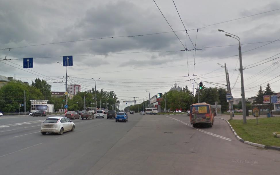 На проспекте Гагарина ограничат движение транспорта на три дня