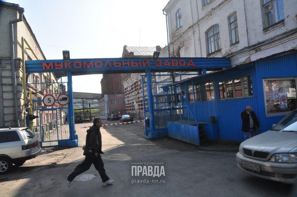 Мукомольный завод в Нижнем Новгороде хотят снести ради строительства ЖК