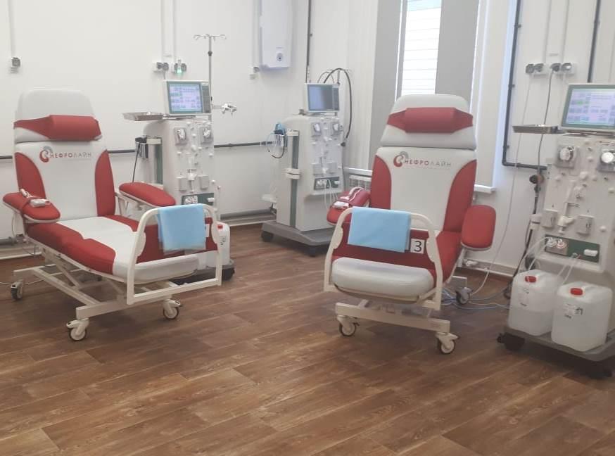 Специализированный центр для больных с хронической почечной недостаточностью открылся в Нижнем Новгороде
