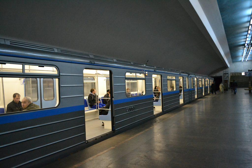 Станцию метро «Чкаловская» признали одной из красивых советских подземок