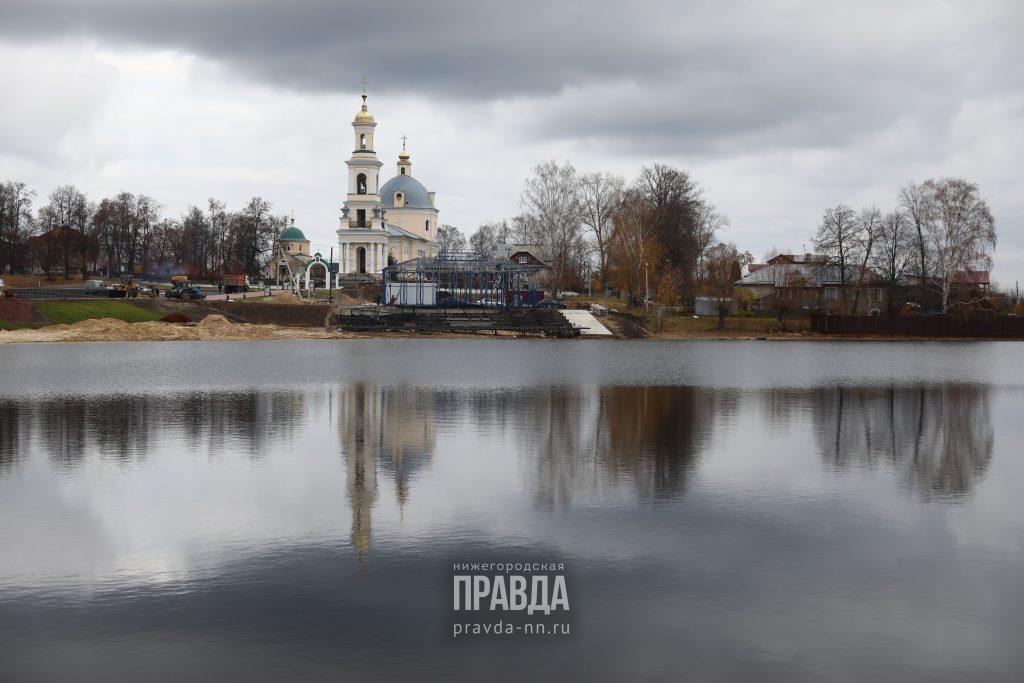 Восемь городов Нижегородской области благоустроят к 2020 году