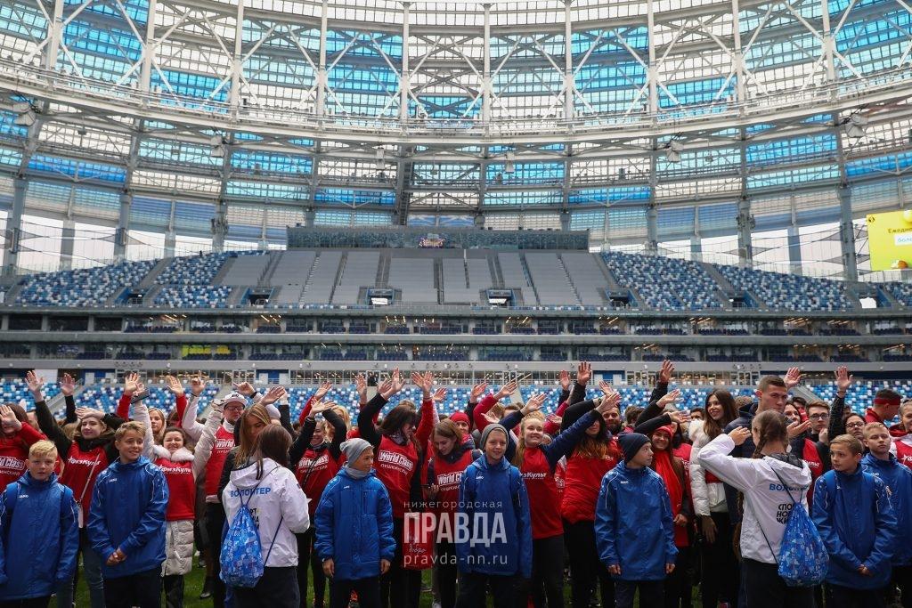 Спортивные соревнования возобновляются в Нижегородской области