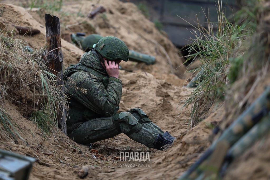 Жителей Дзержинска предупредили о стрельбах