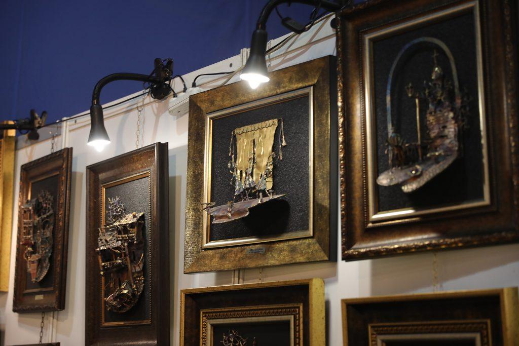 Выставка «АРТ Россия» открылась в Нижнем Новгороде