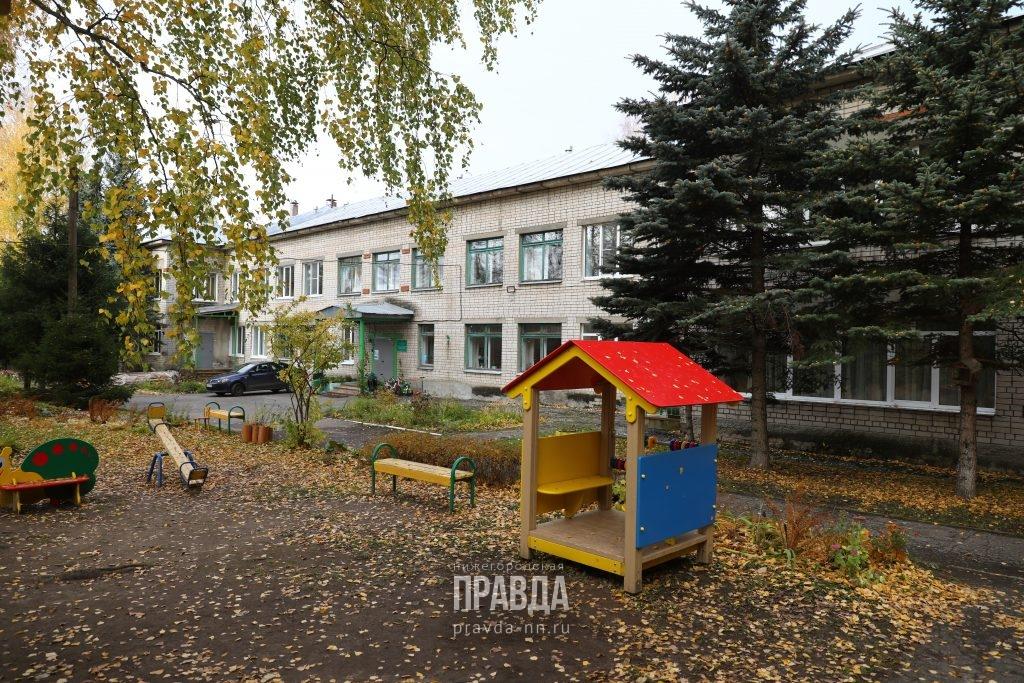 Новые детсады построят в трех районах Нижнего Новгорода более чем за 624 млн рублей