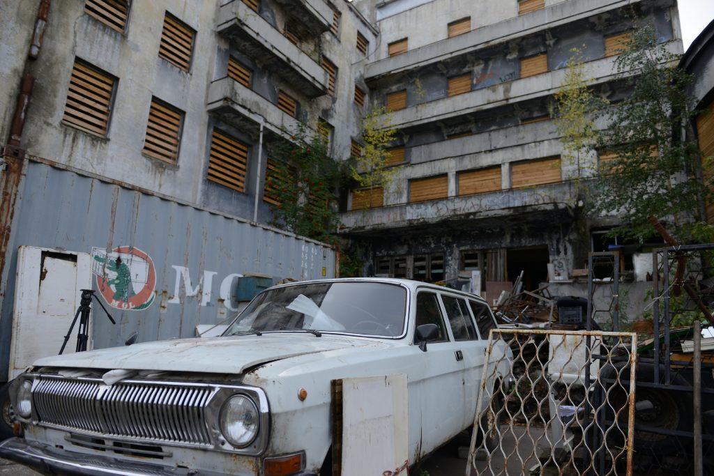 «Дом чекиста» вернется к нижегородцам, превратившись в ресторан, фитнес-клуб и спа-салон