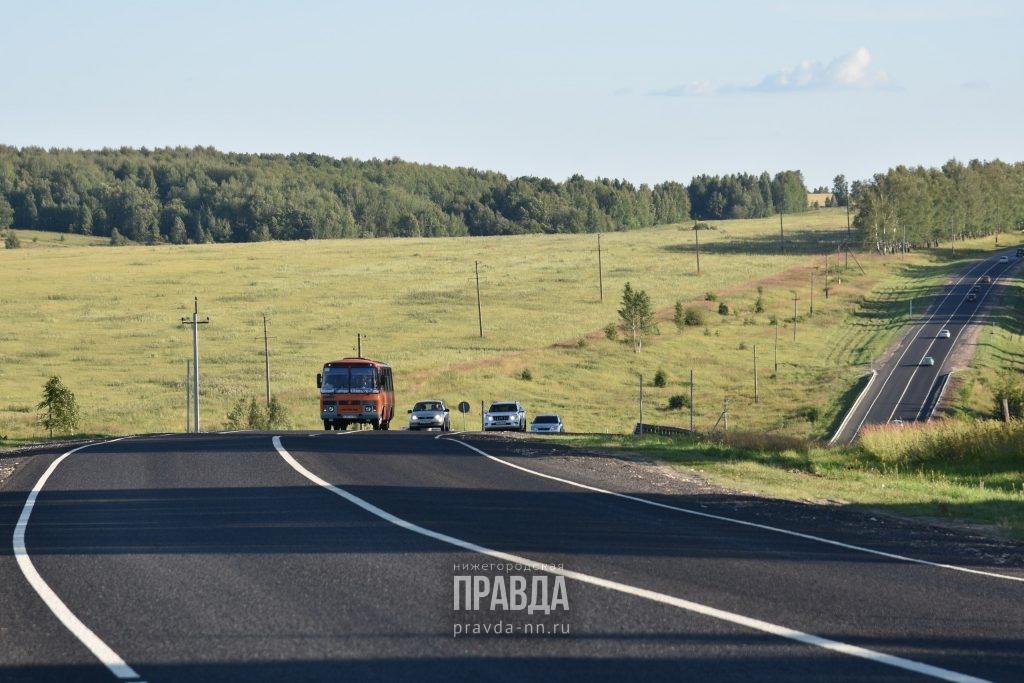 Двухуровневую транспортную развязку в Ольгино Нижегородской области построят к 2021 году