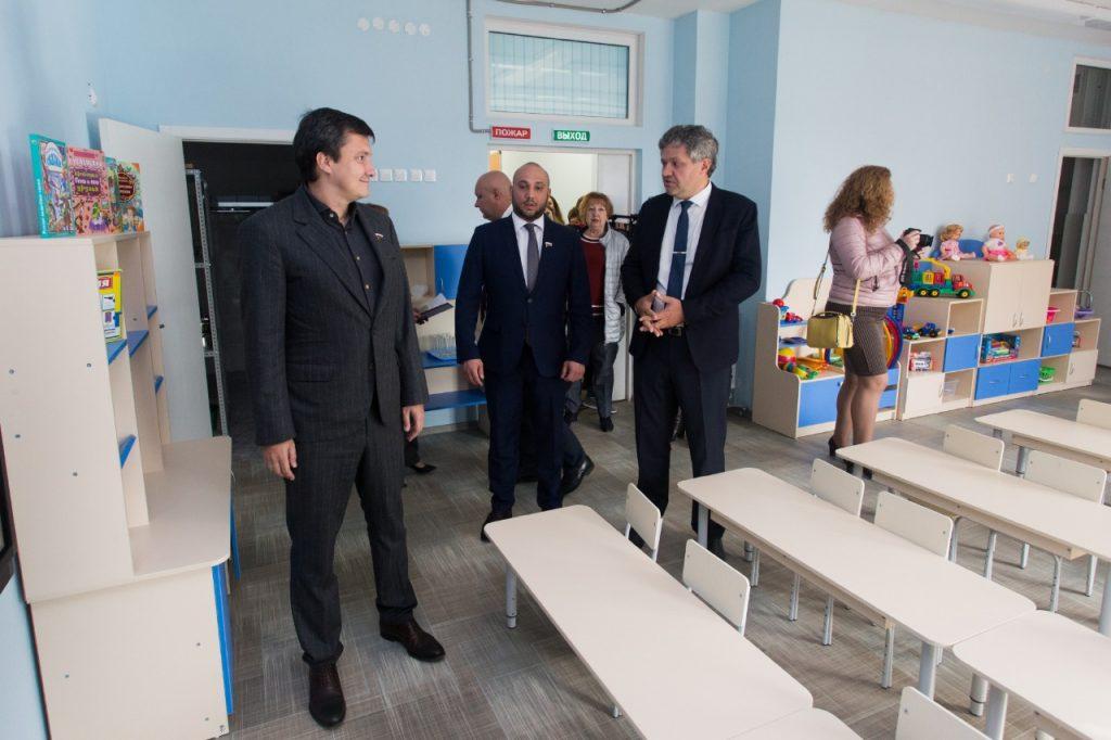 Новый детский сад открылся в микрорайоне «Цветы» в Нижнем Новгороде