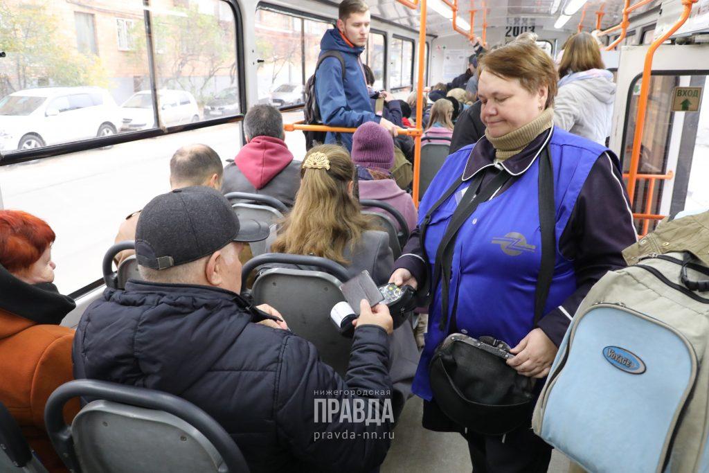 Возобновлена продажа льготных проездных для нижегородцев старше 65 лет