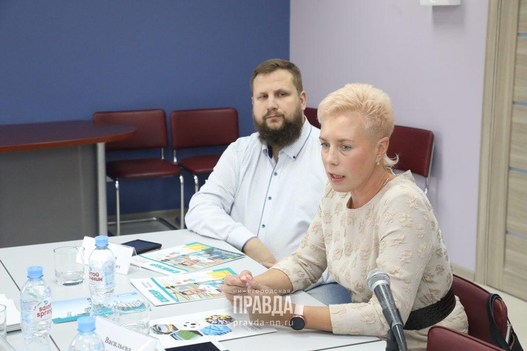 Светлана Васильева: «Опыт Евгения Люлина поможет в решении самых проблемных вопросов»