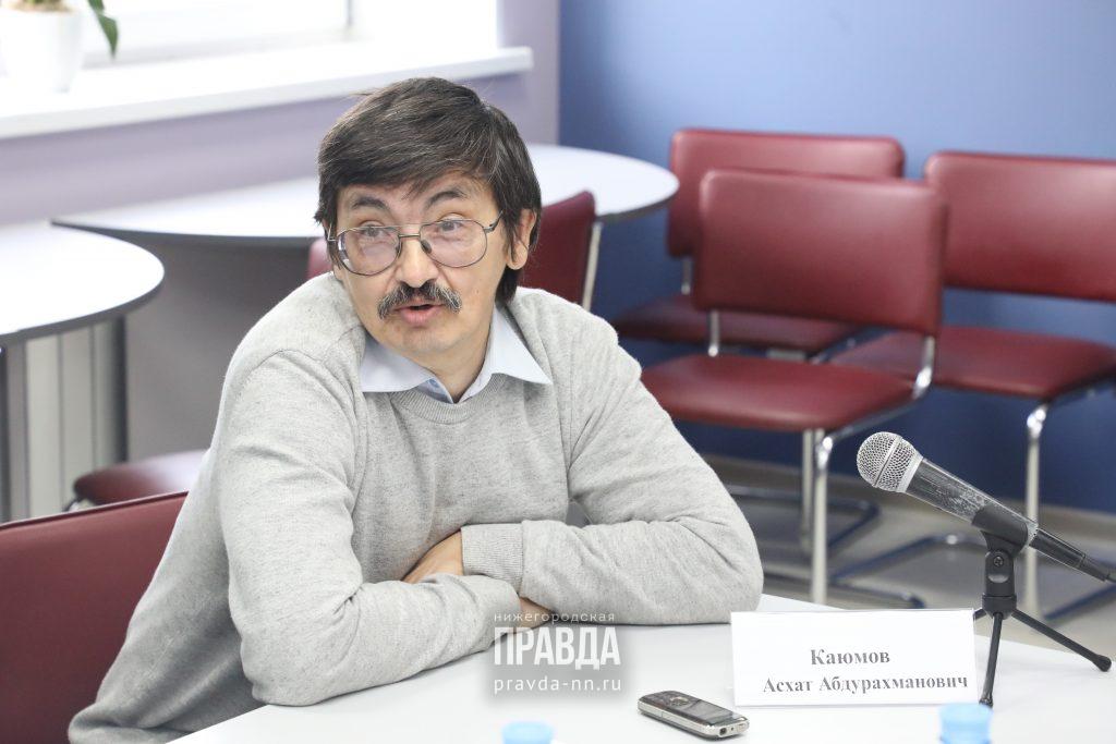 «Это большой успех»: Асхат Каюмов — о решении Глеба Никитина по сохранению Волжской поймы