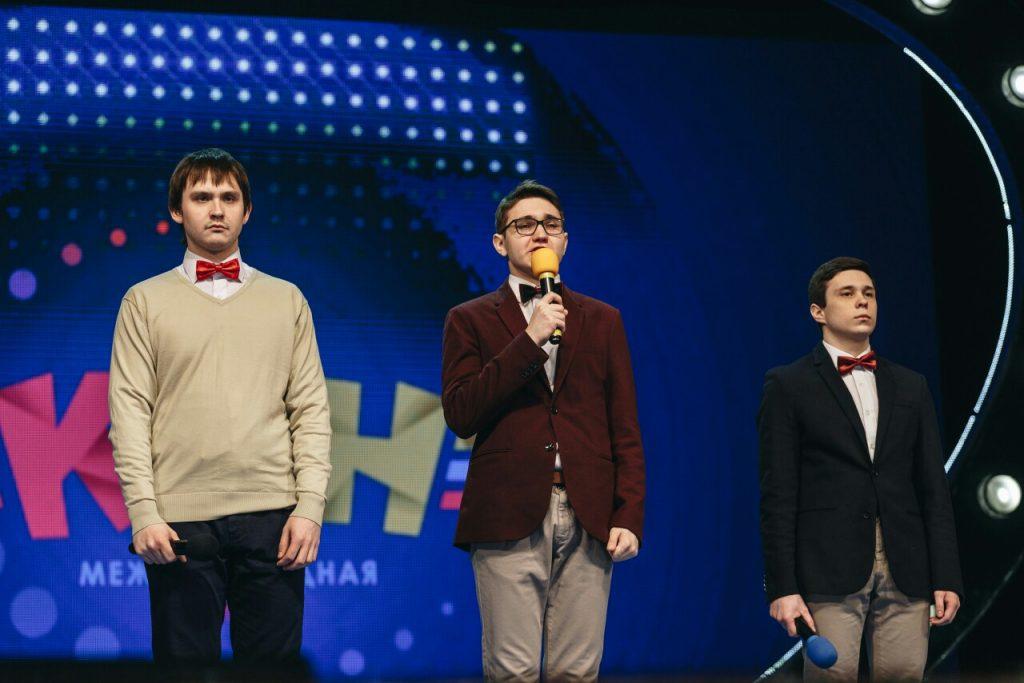 Нижегородцы вышли в финал Международной лиги КВН