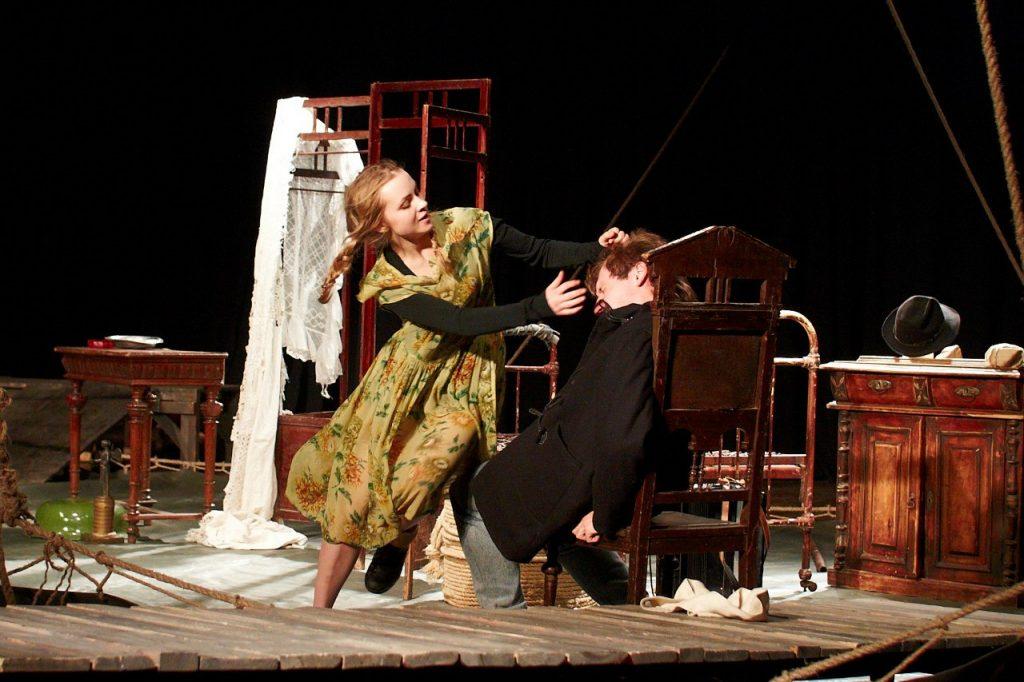 Спектакль известного ирландского драматурга покажут в нижегородском ТЮЗе в рамках «Ночи искусств»