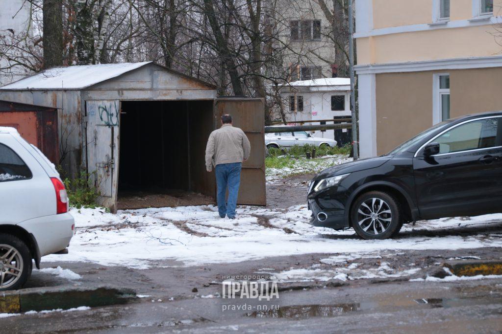 Берегись автомобилей: почему нижегородцы начали скупать гаражи