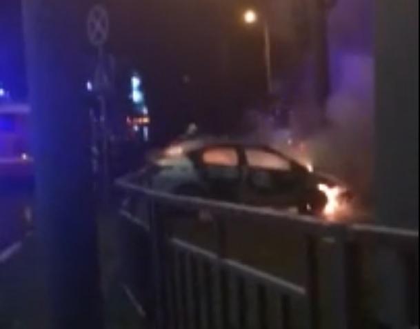 Водитель такси устроил ДТП в Нижнем Новгороде: пострадали четыре человека