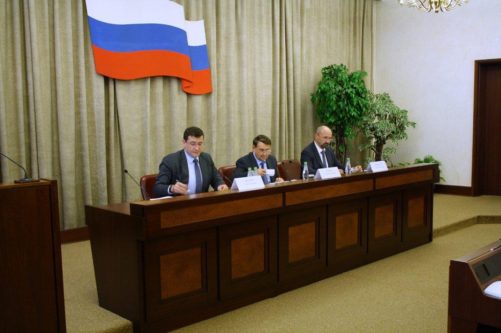 Глеб Никитин провел заседание рабочей группы ГоссоветаРФ понаправлению «Экология иприродные ресурсы»