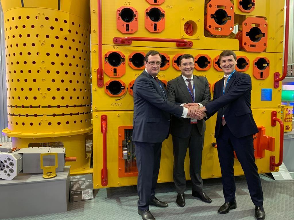 Нижегородский завод будет производить продукцию, неимеющую аналогов вРоссии