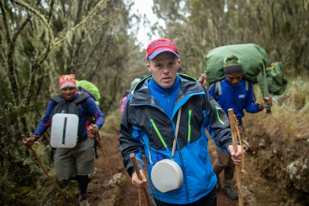 Мама нижегородца, покорившего Килиманджаро, рассказала о своём необычном сыне