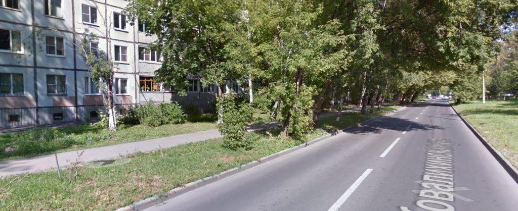 Участок на улице Ковалихинская временно перекроют до середины ноября