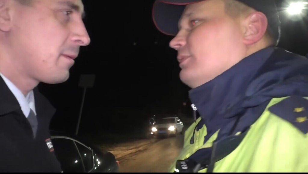 «Разборки» с ГИБДД закончились арестом: нижегородскому влогеру Владимиру Голубеву дали 15 суток