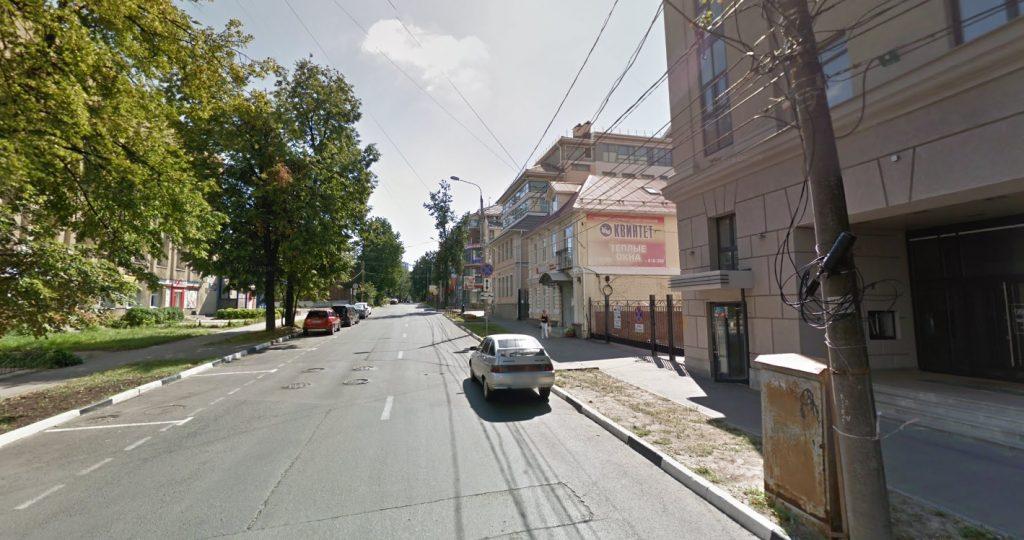 Автомобили на улице Новой начнут эвакуировать с 7 ноября