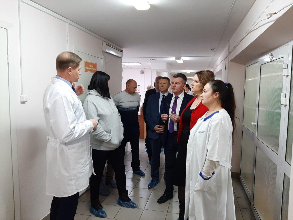 За переводом отделения детской хирургии из Автозавода в Сормово будут следить общественники